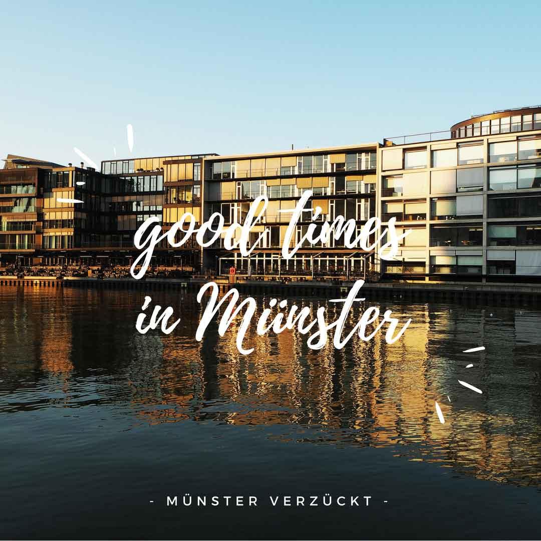 Münster verzückt, das Magazin für Tipps, Empfehlungen und Veranstaltungen rund um unsere Lieblingsstadt Münster. ©Münsterverzückt