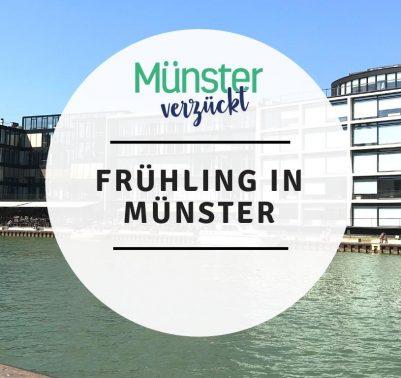 Frühling, Münster, Tipps