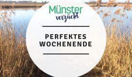 Münster, perfektes Wochenende, Inspiration
