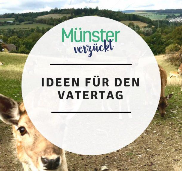 Münster, Vatertag, Tipps, Ausflüge