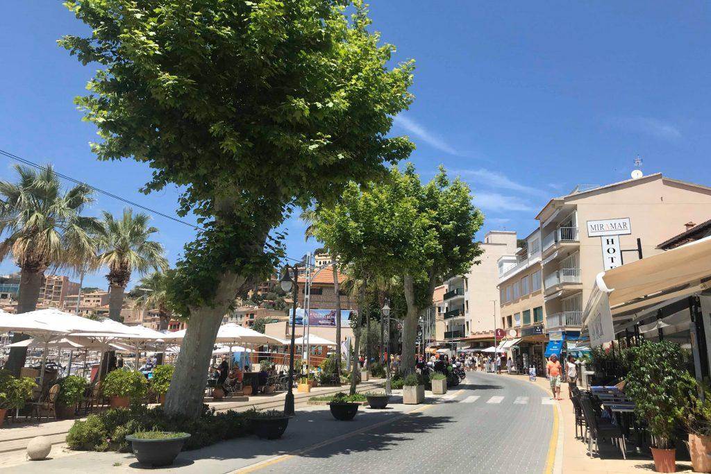 Münster, Mallorca, Port de Soller