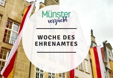 Ehrenamtswoche, Münster, Münster verzückt